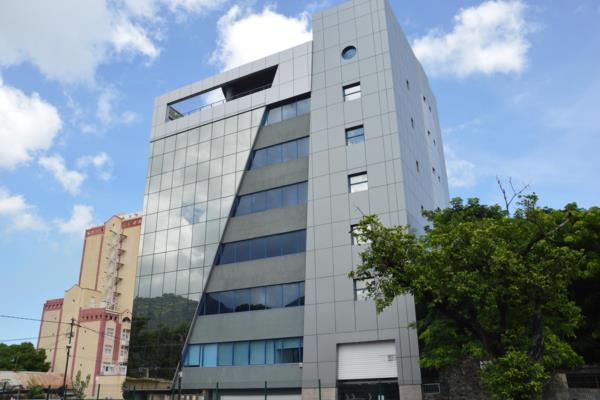 717 m² commercial office to rent in Port Louis (Port Louis, Mauritius)
