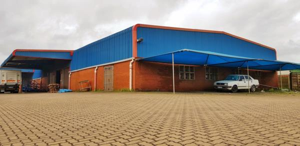 Commercial industrial property to rent in Alton