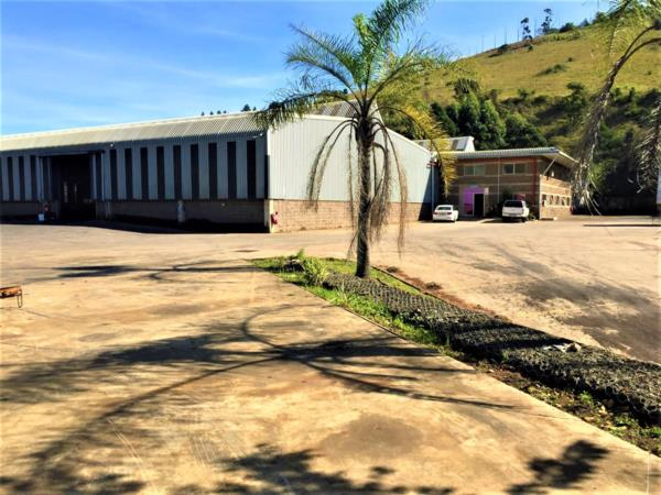 5314 m² commercial industrial property to rent in Westmead