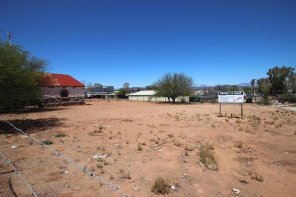 200 m² commercial vacant land for sale in Oudtshoorn South