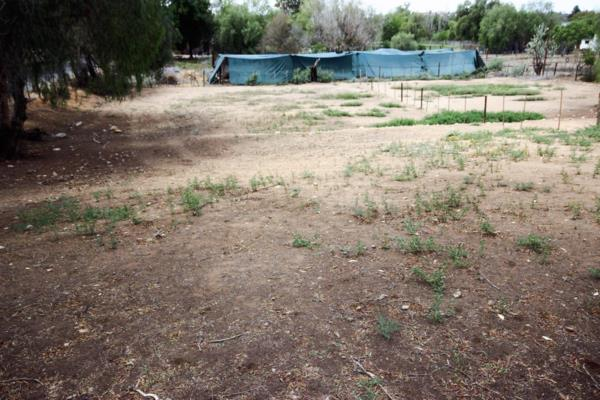 1002 m² vacant land for sale in Oudtshoorn