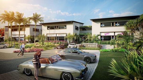 175 m² commercial retail property for sale in Port Louis (Port Louis, Mauritius)