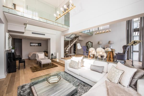 4 bedroom penthouse apartment for sale in Claremont Upper