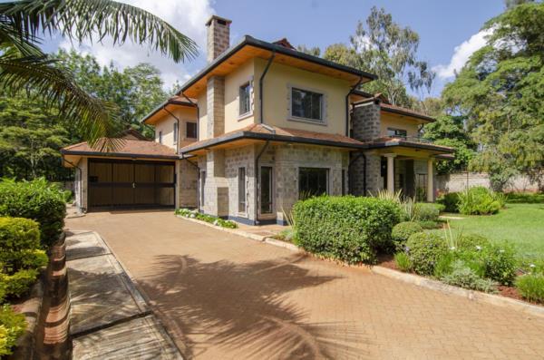4 bedroom house to rent in Karen (Kenya)