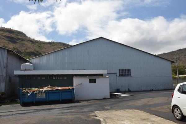 842 m² commercial industrial property to rent in Port Louis (Port Louis, Mauritius)