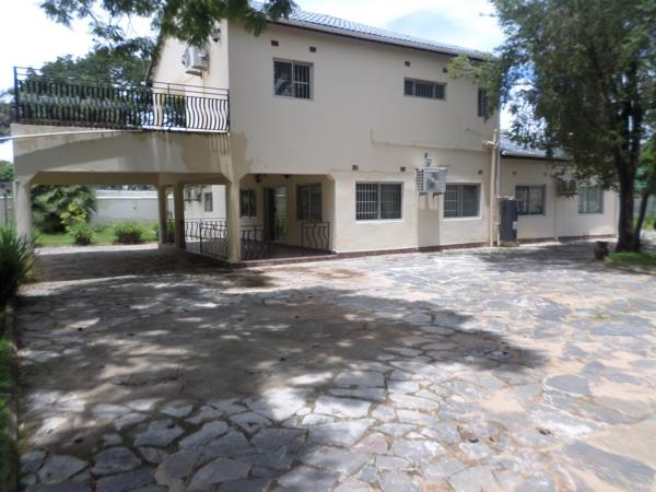 House to rent in Woodlands (Zambia)