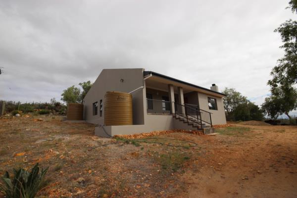 616 hectare lifestyle property for sale in Oudtshoorn Rural