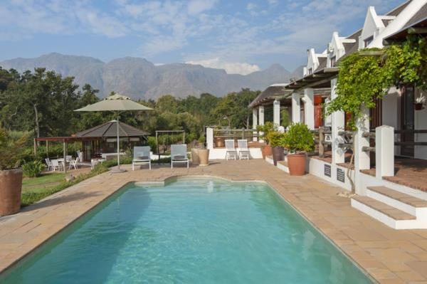 4.4 hectare lifestyle property for sale in Stellenbosch Farms