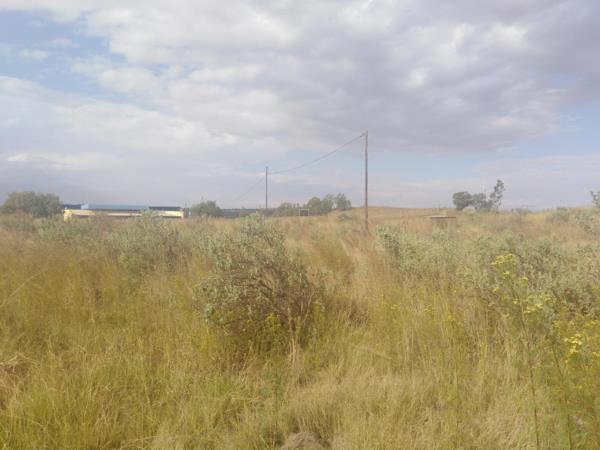 14154 m² vacant land for sale in Middelburg Central, Mpumalanga