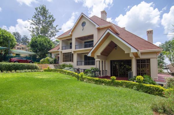 6 bedroom house to rent in Karen (Kenya)