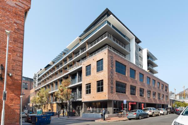 2 bedroom apartment to rent in De Waterkant