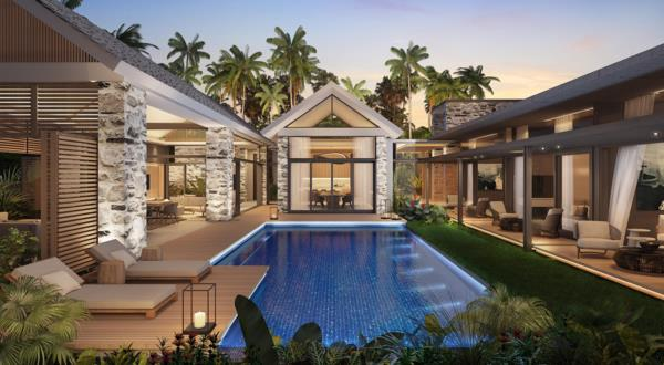 3 bedroom house for sale in Grand Baie (Grand Bay) (Mauritius)