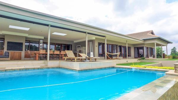 4 bedroom security estate home for sale in Sonyaka Estate