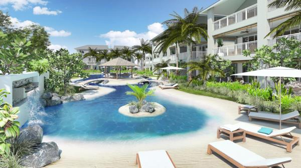 2 bedroom apartment for sale in Pereybere (Mauritius)