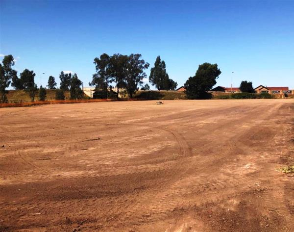 4036 m² vacant land for sale in Middelburg South, Mpumalanga