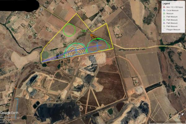172.9 hectare mixed use farm for sale in Bronkhorstspruit