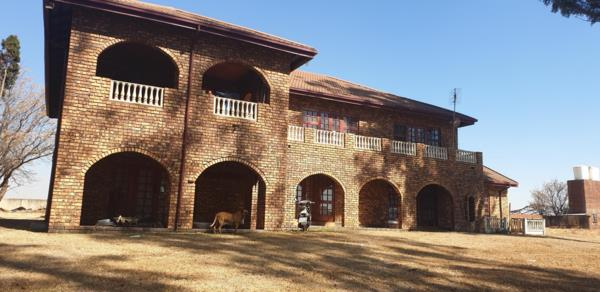 20 hectare mixed use farm for sale in Bronkhorstspruit