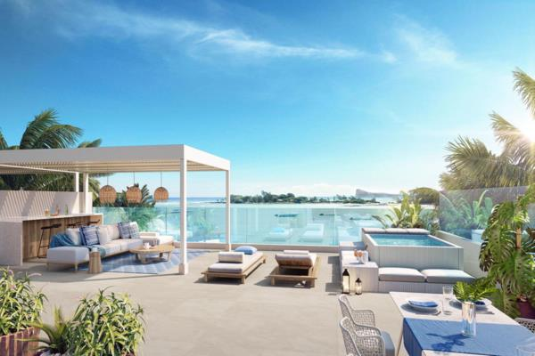 3 bedroom apartment for sale in Pereybere (Mauritius)