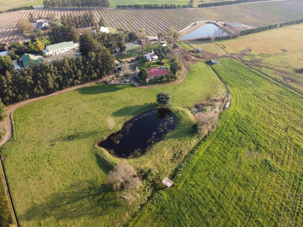 13.16 hectare lifestyle property for sale in Swellendam
