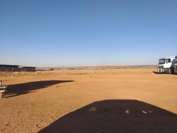 5633 m² vacant land for sale in Middelburg (Mpumalanga)