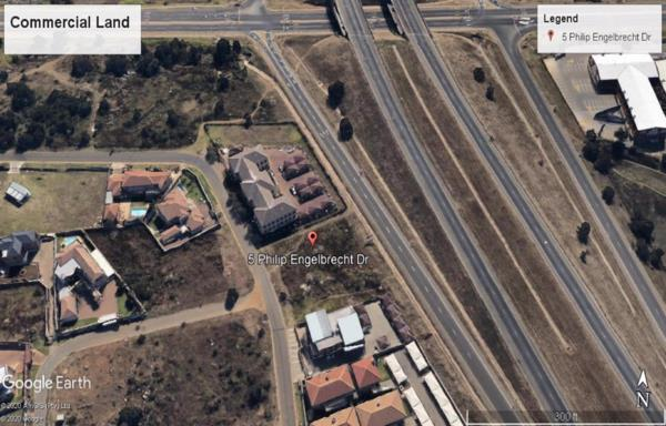 2322 m² commercial vacant land for sale in Meyersdal