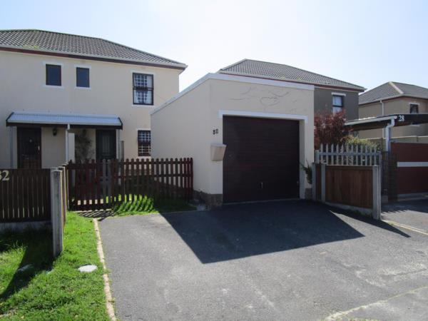 2 bedroom cluster house to rent in Parklands