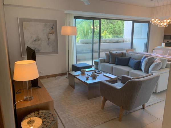 3 bedroom penthouse apartment to rent in Mont Choisy Le Parc (Mauritius)