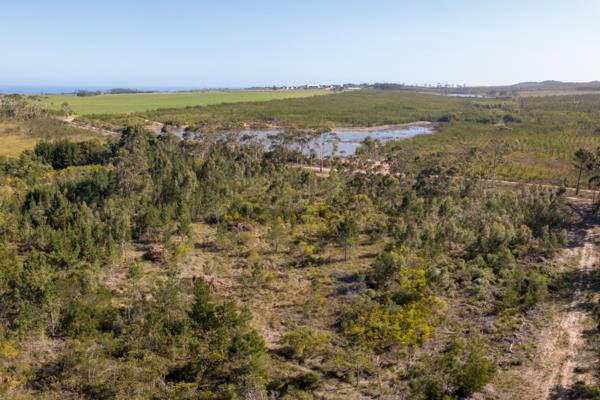 13.22 hectare farm vacant land for sale in Harkerville
