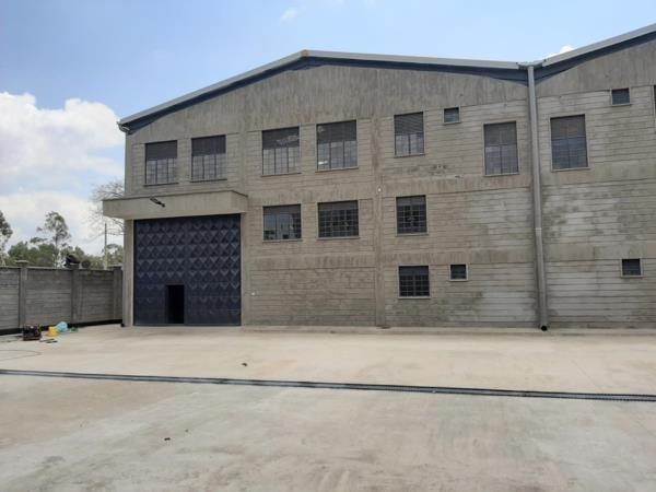 Share of 720 m² commercial industrial property to rent in Thika Road (Kenya)