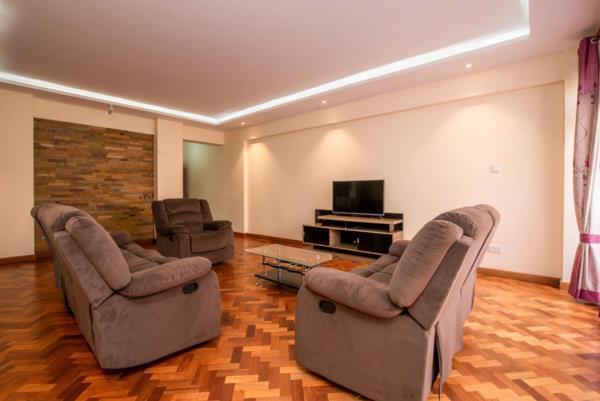 3 bedroom apartment for sale in Kilimani (Kenya)