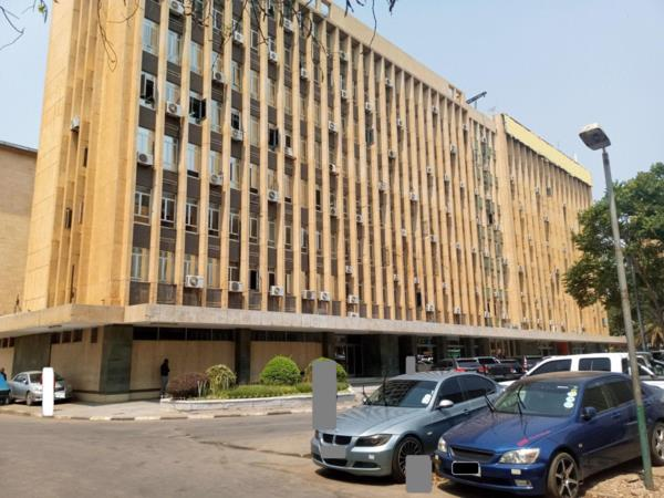 1.23 acres commercial office for sale in Central Business District, Lusaka Province (Zambia)
