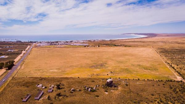 391793 m² vacant land for sale in Paternoster