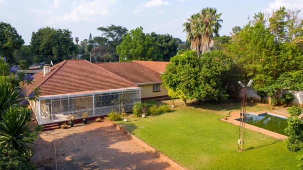 4 bedroom house for sale in Milton Park (Zimbabwe)