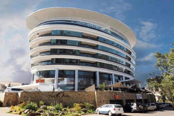 329 m² commercial office to rent in Westlands (Kenya)