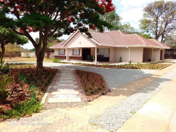4 bedroom house for sale in Greendale (Zimbabwe)