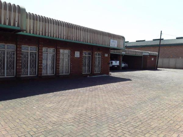 3970 m² commercial industrial property for sale in Vaalbank (Middelburg)