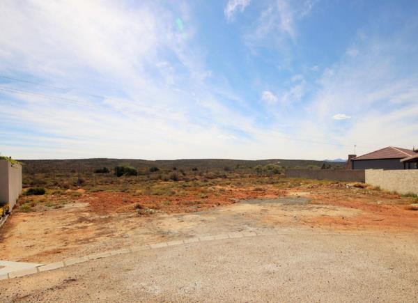 587 m² vacant land for sale in West Bank (Oudtshoorn)