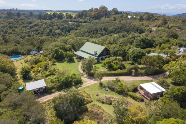 13.76 hectare lifestyle property for sale in The Crags