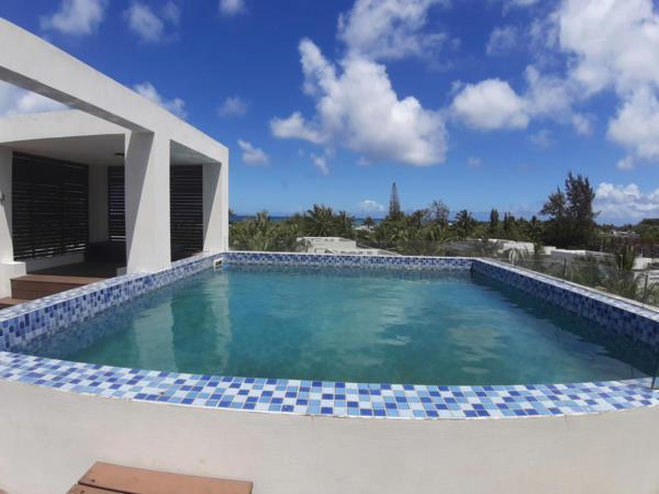 3 bedroom penthouse apartment to rent in Pereybere (Mauritius)