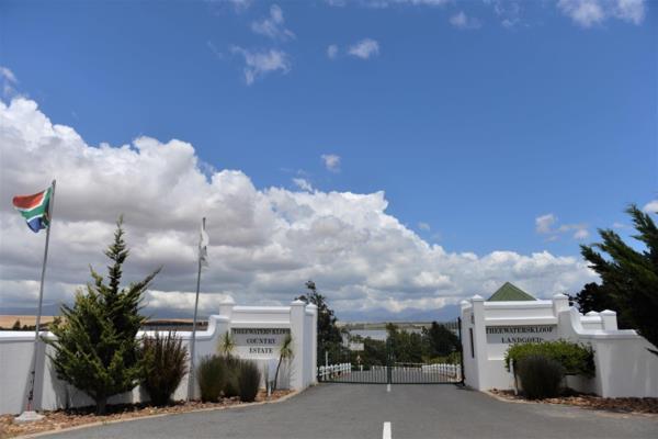 750 m² vacant land for sale in Theewaterskloof