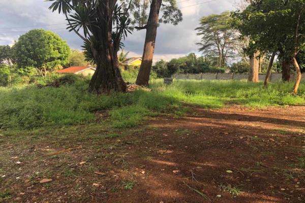 0.7 acres residential vacant land for sale in Runda  (Kenya)