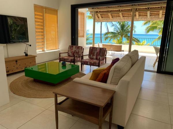 2 bedroom apartment to rent in Pereybere (Mauritius)