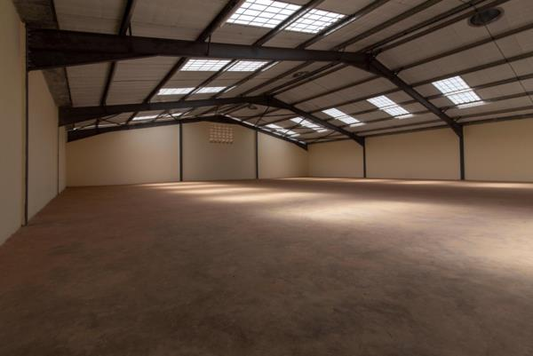 Share of 1100 m² commercial industrial property to rent in Thika Road (Kenya)