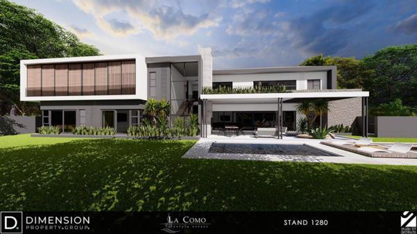 4 bedroom residential vacant land for sale in La Como Lifestyle Estate