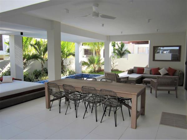 3 bedroom apartment to rent in Pereybere (Mauritius)