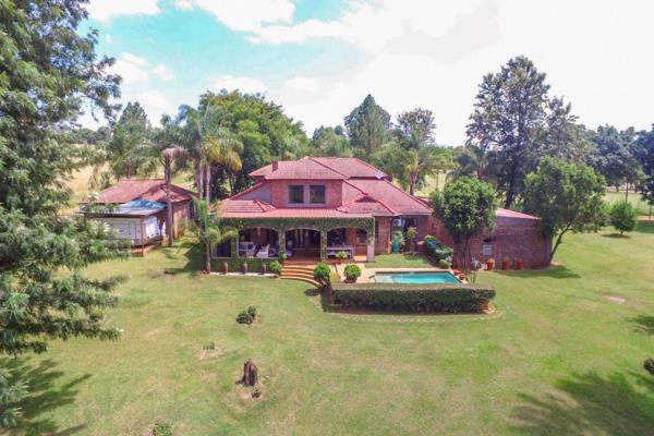 5 bedroom security estate home for sale in White River