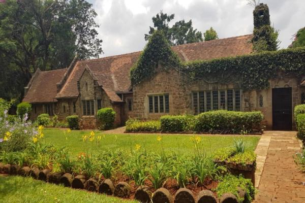3 bedroom house to rent in Muthaiga (Kenya)