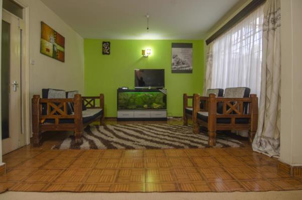 4 bedroom house for sale in Kilimani (Kenya)