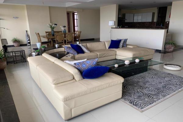 4 bedroom penthouse apartment to rent in Westlands (Kenya)