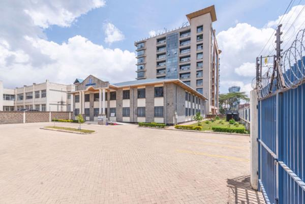 464.5 m² commercial office to rent in Upper Hill (Kenya)